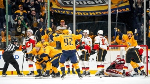 Flames 3 - Predators 4 (Prolongation)