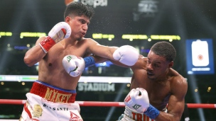 Vargas sera-t-il du calibre de Garcia?
