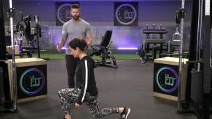 L'exercice de la semaine : fentes avant et arrière