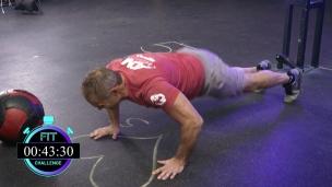 Le Fit Challenge avec Gilbert Delorme