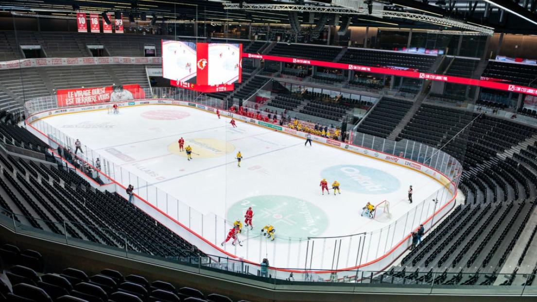 L'Aréna Vaudoise