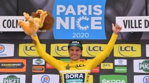 Schachmann remporte le Paris-Nice