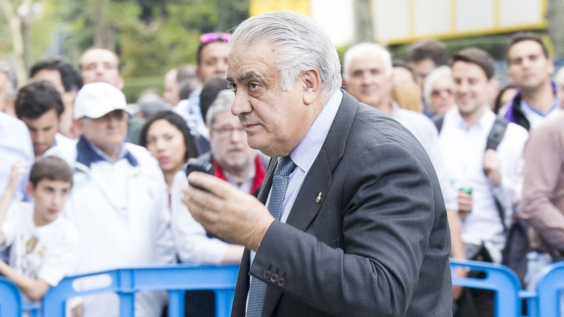 Coronavirus : mort de l'ancien président du Real Madrid Lorenzo Sanz