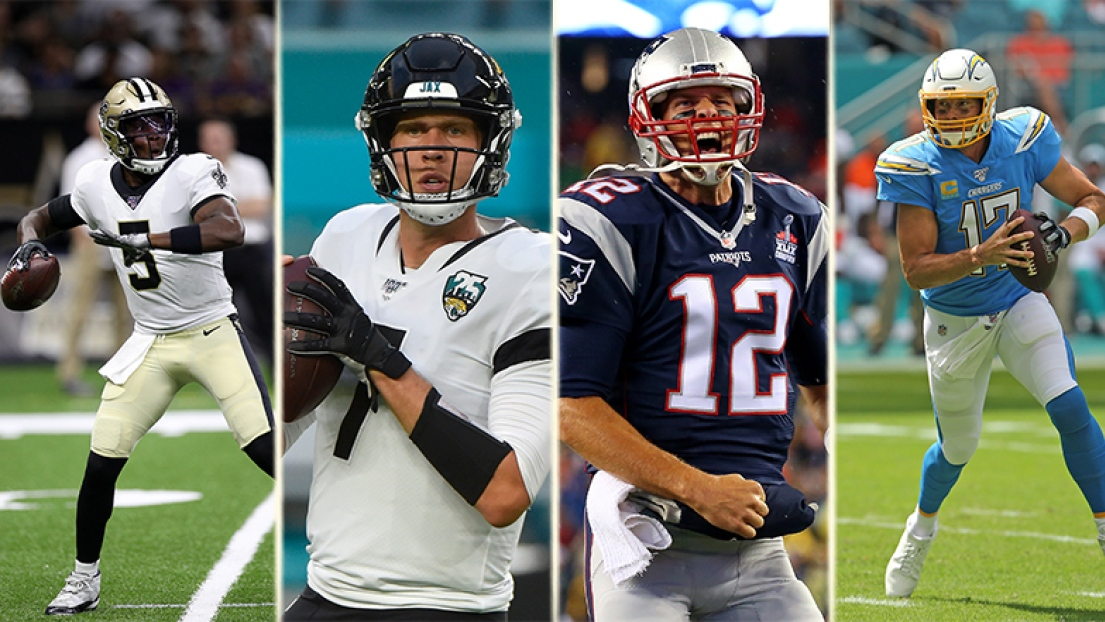 Quarts-arrières NFL
