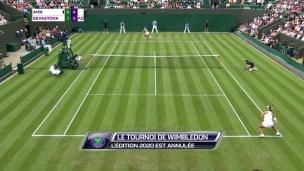 Le tournoi de Wimbledon annulé