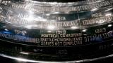 La coupe Stanley, qui n'a pas été remise en 1919