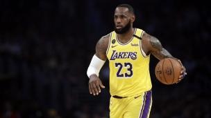LeBron agréablement surpris par la saison des Lakers