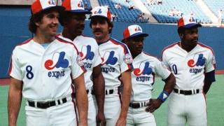 Match des Étoiles Montréal 1982 MLB