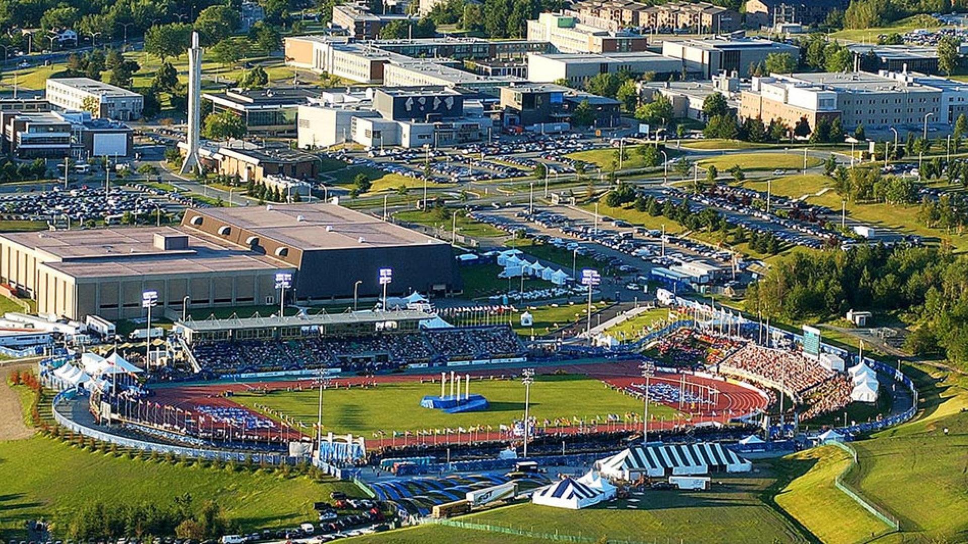 Campus Université de Sherbrooke