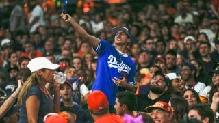 Fans des Dodgers
