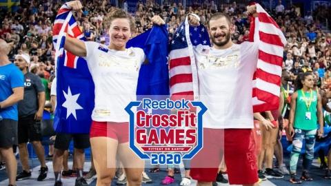 Les Jeux CrossFit 2020 auront lieu