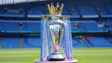 Le trophée de la Premier League