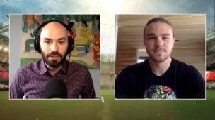 Émission exclusive Loin de s'en foot : entrevue avec Samuel Piette