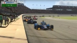 IndyCar – course virtuelle