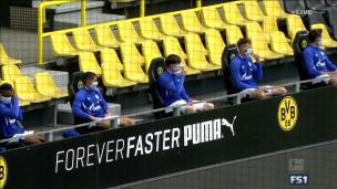 Borussia Dortmund 4 - FC Schalke 0