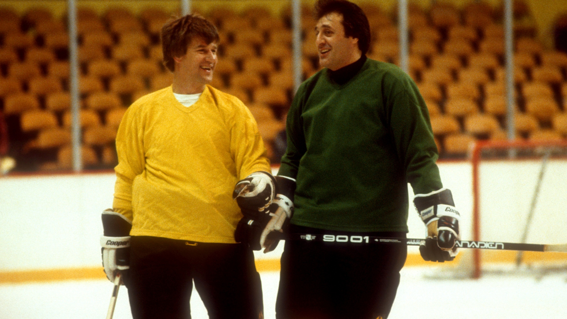 Bobby Orr et Phil Esposito
