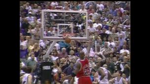 Un panier historique de MJ