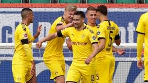 VflL Wolfsburg 0 - Borussia Dortmund 2