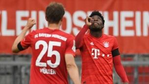 Bayern Munich 5 - Francfort 2