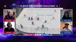 Player Gaming Challenge : Canadiens vs Blues