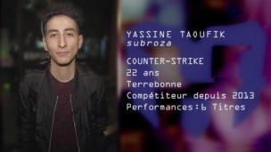 Questions en rafales avec Yassine Taoufik