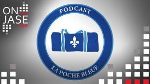 On jase x La Poche bleue