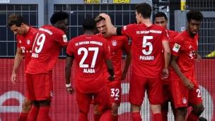 Dortmund 0 - Bayern Munich 1