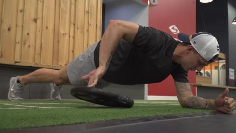 Hockey hors-glace : travailler les muscles stabilisateurs