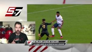 La MLS lance un ultimatum aux joueurs