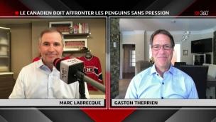 Jouer sans pression face aux Penguins, sauf pour Jonathan Drouin