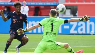 Bayer Leverkusen 2 - Bayern Munich 4