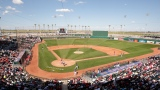 Stade de baseball en Arizona