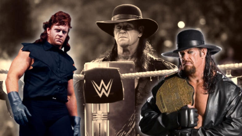 The Undertaker, montage