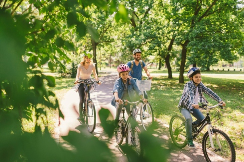 Vélo parcours