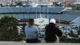 Un Dodger Stadium complètement vide