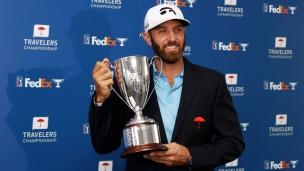Dustin Johnson triomphe au Championnat Travelers
