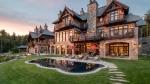 Le manoir de Mario Lemieux à Mont-Tremblant est encore à vendre pour 22 M$