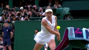 Top-5: Moments marquants à Wimbledon en 2019