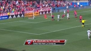 6 joueurs du FC Dallas positifs à la COVID-19