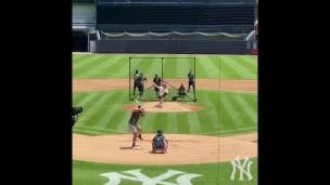 Yankees : Gerrit Cole sur le monticule