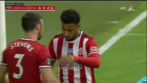 Sheffield United 3 - Tottenham 1