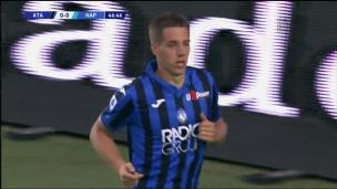 Atalanta 2 - Naples 0
