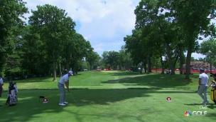 PGA : Chris Kirk en tête après deux rondes
