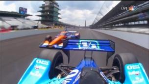Série Indycar : Épreuve d'Indianapolis