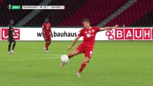 Bayern Munich 4 - Leverkusen 2