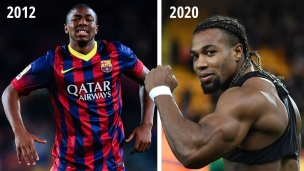 La transformation physique d'Adama Traore