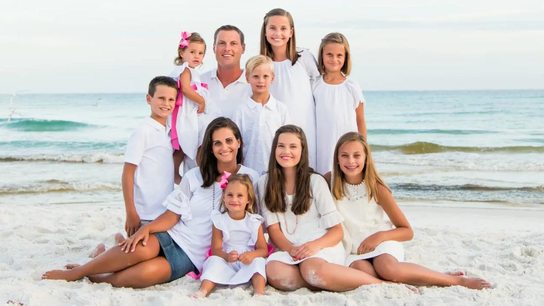 La famille de Philip Rivers