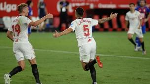 FC Séville 1 - Eibar 0