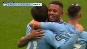 Manchester City 5 - Newcastle 0