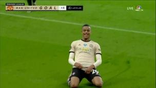 Aston Villa 0 - Manchester United 3